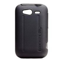 Protezione Speciale HTC - Case-Mate CM015069 Tough HTC Wildfire S Nero