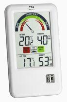 Revenda Termómetros / Barómetros - TFA 30.3045.IT BEL-AIR Funk Higrómetro térmico