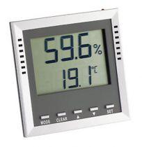 Revenda Termómetros / Barómetros - TFA 30.5010 Clima Guard Higrómetro térmico