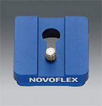 Revenda Acessorios Tripés - Novoflex Q=PLATE PL 1 Clamp 1/4