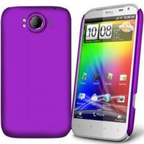 Comprar Protecção Especial HTC - Proteção Traseira HTC Sensation violeta