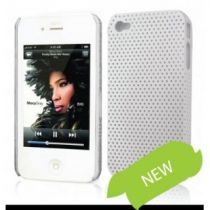 achat Protection Spéciale iPhone 4/4S - Grid Case iPhone 4G blanc
