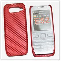 Cover - Grid Case NOKIA E52 rosso