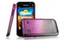 Comprar Protecção Especial - GLAMOUR CASE SAMSUNG Galaxy Gio violeta