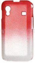 Protezione - GLAMOUR CASE SAMSUNG i9000 rosso