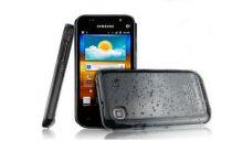 Protezione - GLAMOUR CASE SAMSUNG i9100 nero