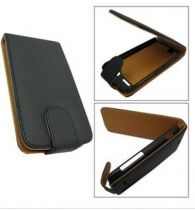 Comprar Flip Case Samsung - FLIP CASE PRESTIGE SAMSUNG S5570 GALAXY MINI preto