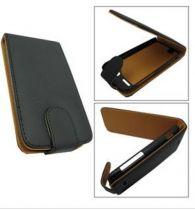 Flip Case Samsung - FLIP CASE PRESTIGE SAMSUNG S8500 WAVE nero