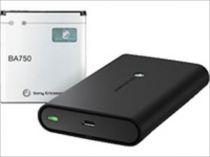 Caricabatterie Sony - Sony Ericsson power kit EP952 (EP920 + BA750)