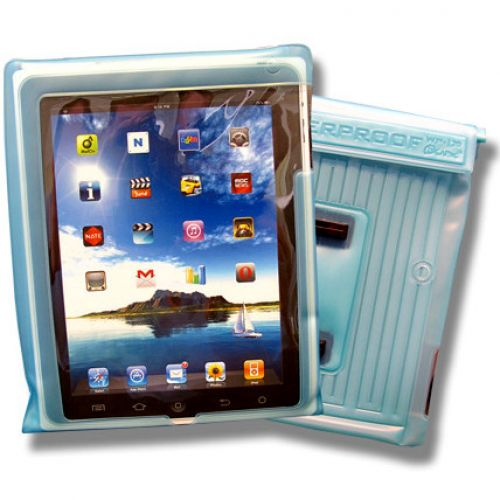 Bolsa Estanque Dicapac WP-i20 - Apple iPad, 2/3 Azul