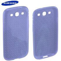 Comprar Acessórios Galaxy S3 - Capa Samsung SAMGSVTPUPU TPU purple Samsung Galaxy S3
