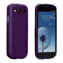 Accessori Galaxy S3 - case-mate Barely There case Samsung Galaxy S3 i9300 purple