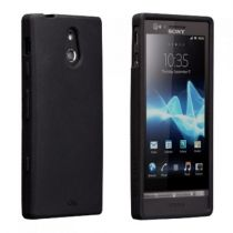 Comprar Tampas - case-mate Emerge Smooth Case Sony Xperia P black