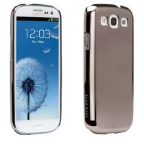Accessori Galaxy S3 - case-mate Barely There Samsung Galaxy S3 i9300 | Argento