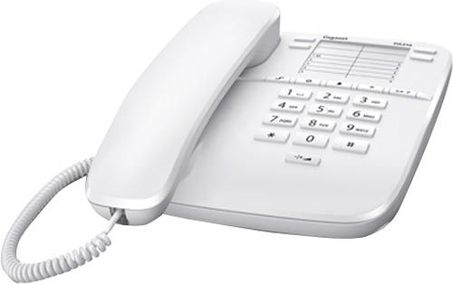 Comprar  - TELEFONE GIGASET EUROSET DA310 BRANCO