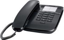 Telefoni fissi analogici - Telefono GIGASET EUROSET DA310 Nero