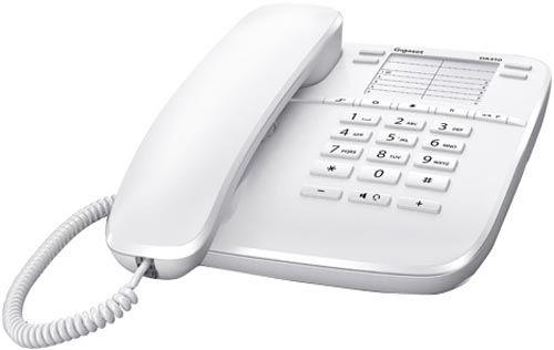 Comprar  - TELEFONE GIGASET EUROSET DA410 BRANCO