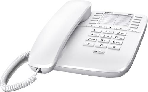 Comprar  - TELEFONE GIGASET EUROSET DA510 BRANCO