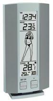 Revenda Termómetros / Barómetros - Estação Metereológica Technoline WS9750-IT