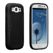 Accessori Galaxy S3 - case-mate Pop protection case Samsung Galaxy S3 i9300 black