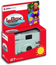 achat Appareil photo - jetable - Appareil photo jetable AgfaPhoto LeBox 400 27 Outdoor