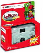Camere usa e getta - Camera usa e getta AgfaPhoto LeBox 400 27 flash