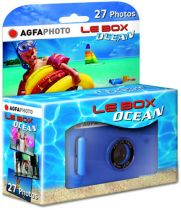 achat Appareil photo - jetable - Appareil photo jetable AgfaPhoto LeBox 400 27 Ocean