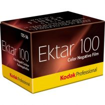 achat Film négatif couleur - 1 Kodak Prof. Ektar 100 135/36