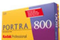 Revenda Filme negativo cor - 1 Kodak Portra 800 135/36