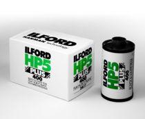 Revenda Filmes preto e branco - 1 Ilford HP 5 plus 135/17m