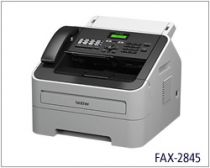 Fax - Brother Fax-2845 - Fax Laser, con copiadora a 20 cpm, bandej