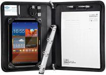 Revenda Acessórios Galaxy Tab /Tab2 10.1 - WEDO Tablet Organizer Mappe ´´Elegance´´ para Tablets até 10,1´´