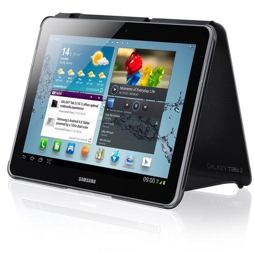 Comprar  - Samsung EFC-1H8SGECSTD Book Cover Preto Galaxy Tab 2 10.1