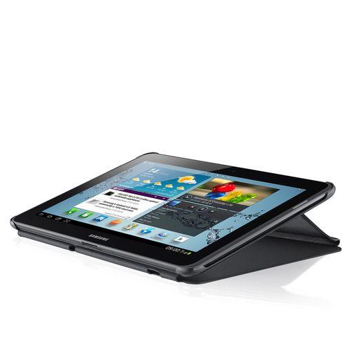 Samsung EFC-1H8SGECSTD Book Cover Preto Galaxy Tab 2 10.1