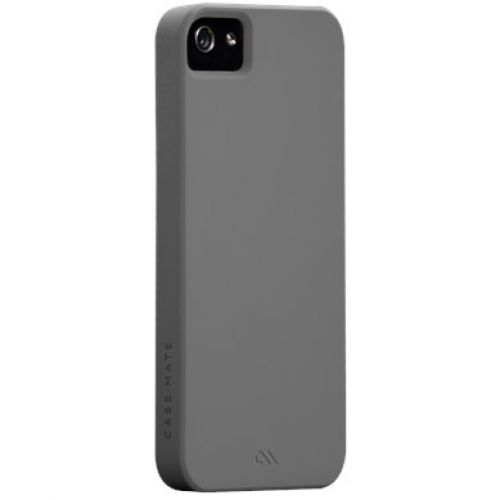 Comprar  - Capa para iPhone 5 cinza case-mate Barely There CM022398