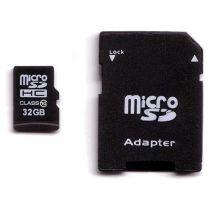 Revenda Micro SD / TransFlash - AgfaPhoto 32GB MicroSDHC Class 10 Mobile High Speed + Adapte Cartão Me