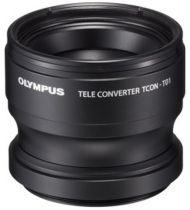 Revenda Conversores - Olympus TCON-T01 Tele converter para Olympus TG-1