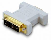 Revenda Adaptadores - EQUIP ADAPTADOR VGA/DVI ANALOGICO M/F