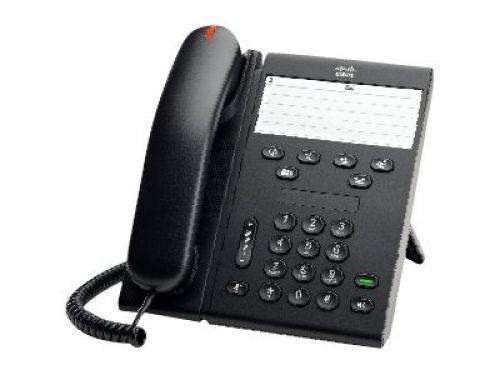Comprar  - Cisco Unified IP Phone 6901 Standard - Telefone VoIP - SCCP
