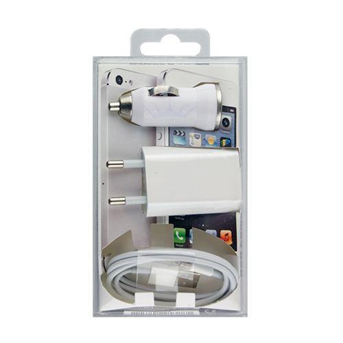 Comprar  - Carregador Parede + Isqueiro Apple Lightning para iPhone 5