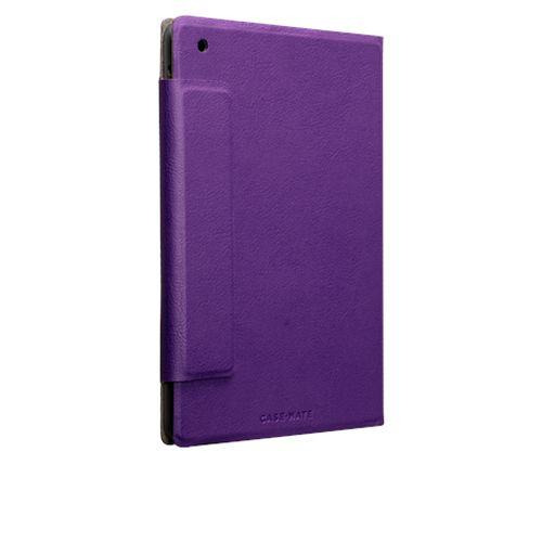 Comprar  - Case-mate Tuxedo Bolsa iPad Mini Purple/ Beige