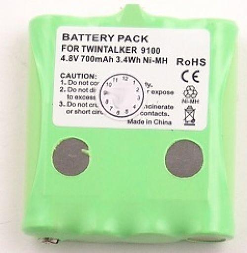 Comprar  - Bateria TOPCOM Twintalker 9100 Long Range
