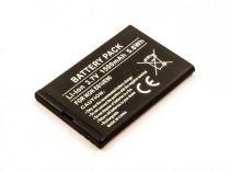 Revenda Baterias para Nokia - Bateria Nokia BP-4L 1500mAh - Nokia 6650, 6760 slide, E52, E55, E6-00,
