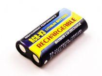 Batterie per Casio - batteria BENQ DC4500 ,CASIO GV-20, QV-2000UX, QV-2100, QV-23