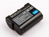 Batterie per Nikon - batteria NIKON 1 V1, D600, D7000, D800, D800E- NIKON EN-EL15