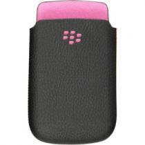 Comprar Bolsas Blackberry - Bolsa BlackBerry ACC-32840-302 Preto/ Rosa 9800 Torch