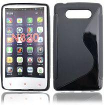 Custodie - Custodia Silicone per Nokia Lumia 820