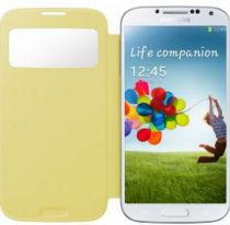 Comprar Acessórios Galaxy S4 i9500 - Samsung S-View Cover EF-CI950B, Amarelo ( EF-CI950YWEGWW )