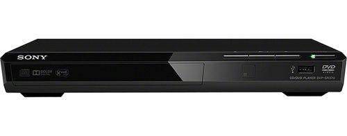 Sony DVP-SR370 - Leitor de DVD elegante e compacto com entra