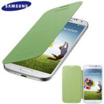 Comprar Acessórios Galaxy S4 i9500 - Flip Case Samsung Galaxy S4 Green EF-FI950BOEGEG